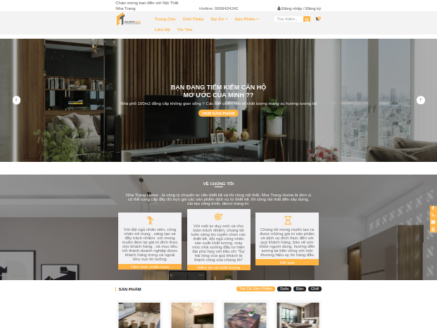 Design Website Mobifone Public Cloud